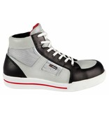 Redbrick Marble zw./wit S1P boot