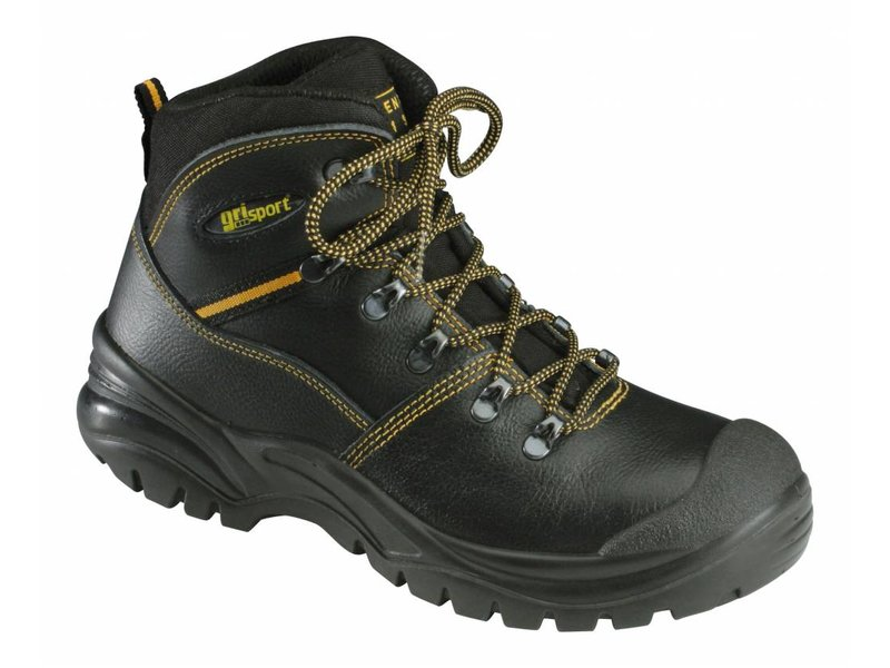 Grisport 706L Zwart S3 UK boot