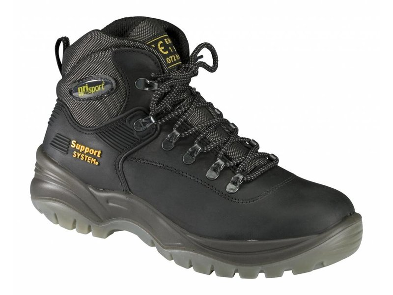 Grisport 70072 Zwart S2 boot