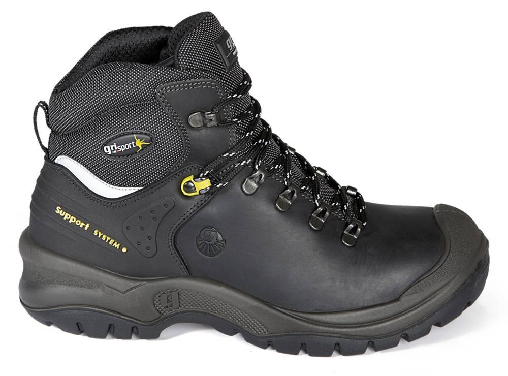 Grisport Grisport 70211L Zwart S3 UK boot Sympatex