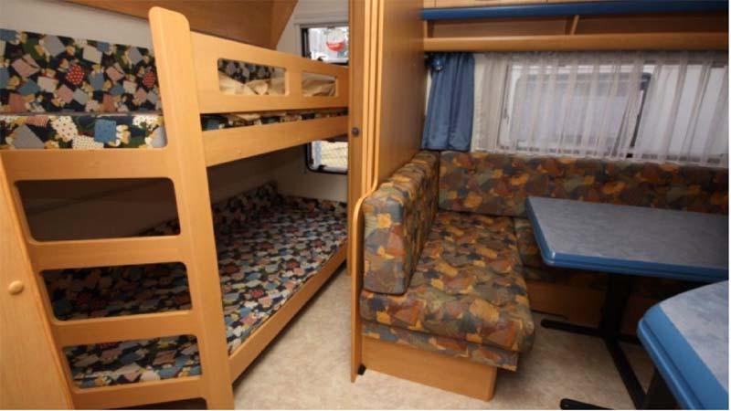 Hobby Caravan Stapelbed Vast Bed.Caravan Kopen Voorkom Een Miskoop Ultramar