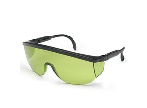 "Sperian Laser eyewear protection ""LGF"" IPL Light - Dark green shade"