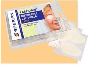 Sperian Laser patients eye protection - LASER Aid