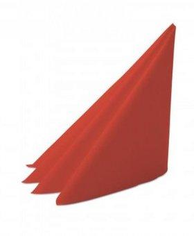 Servet 2lgs 40x40cm 4v rood 20x100st