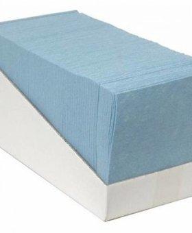 Sopdoek blauw 125 GR/M2