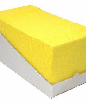 Sopdoek geel 125 GR/M2
