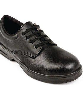 Lites Safety Footwear Unisex veterschoen zwart