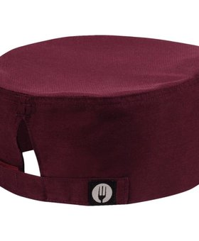 Colour by Chef Works Bordeaux Colour by Chef Works Cool Vent beanie