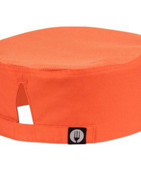 Colour by Chef Works Oranje Colour by Chef Works Cool Vent beanie