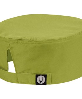 Colour by Chef Works Limoen Colour by Chef Works Cool Vent beanie limoen één maat