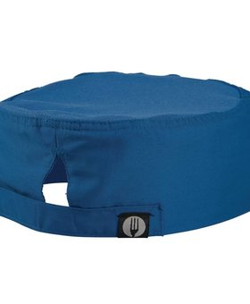 Colour by Chef Works Blauw Colour by Chef Works cap Cool Vent beanie