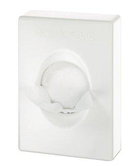 Sans Marque Witte hygiënezakjes dispenser