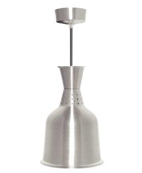 Buffalo Buffalo zilver kleur aluminium warmte lamp