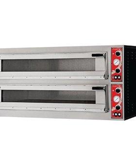"Gastro M Gastro-M 2kamer Milan pizzaoven type ""Milan 2"""