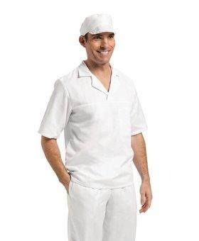 Whites Chefs Clothing Unisex Bakkershirt