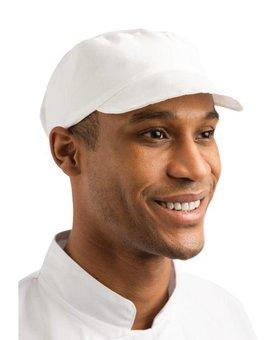 Whites Chefs Clothing Whites bakkers cap
