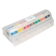 Stickersets met dispenser - D