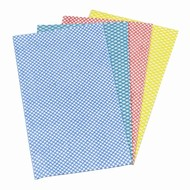 Kleurgecodeerde doeken
