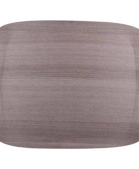 Roltex Roltex grijs groot Earth Tray serveerschaal