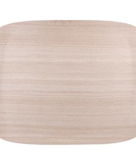 Roltex Roltex licht hout groot Earth Tray serveerschaal