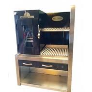 Parrilla houtskool grill