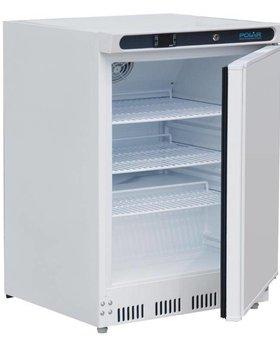 Polar Polar 150ltr wit tafelmodel koelkast enkeldeurs