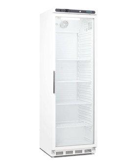 Polar Polar 400ltr wit display koelkast enkeldeurs