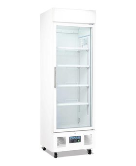Polar Polar 336ltr wit display koelkast enkeldeurs