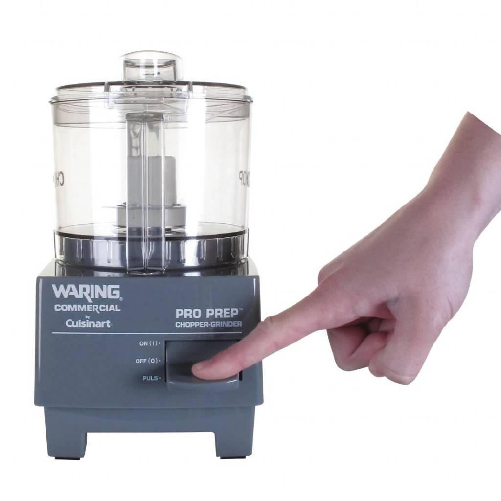Waring Waring 50/80cl 200W mini food processor. Model WCG75