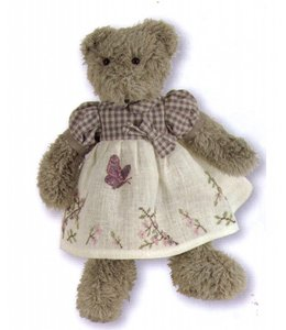 DMC Girl Teddy Bear (soft toy)
