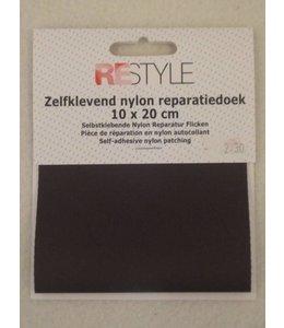 ReStyle Zelfklevend Nylon reparatiedoek Bruin