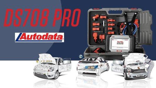 PROMO Maxidas DS708 PRO met autodata nederlandstalig