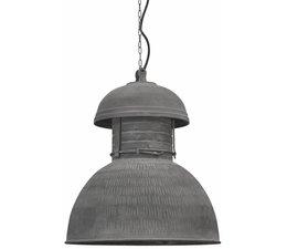 HK living Industriel lager lampe XL zink