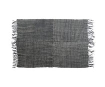 HK living linned beklædningsgenstand stonewashed grå medium