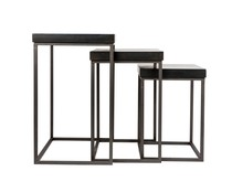 On interior side table New York set van 3