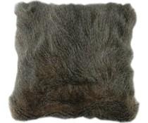 The go round brun pels pude