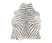 HK living zebra mat medium