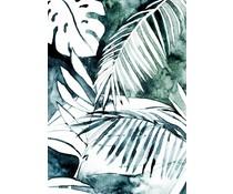 Annet Weelink A5 postkort Mystic jungle