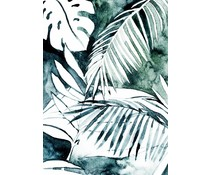Annet Weelink postcard A5 Mystic jungle