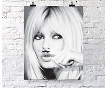 Tutze poster Brigitte Bardot