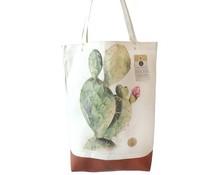 Annet Weelink indkøbstaske kaktus