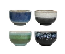 HK living 70's ceramic bowls (set of 4)