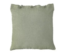 HK living linned pude Army Green