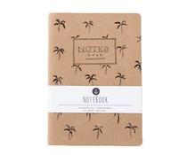 Annet Weelink notebook palms