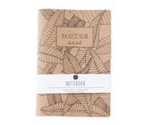 Annet Weelink notebook tropic leaves