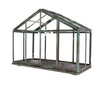 HK living Lille glas drivhus