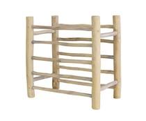 HK living Bordenrek van blank hout