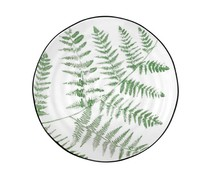 HK living 'Jungle' porcelæn serveringsfad bregner