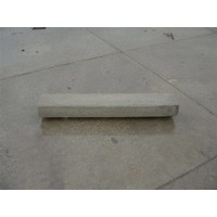 Betonbielzen grijs 60cm lang