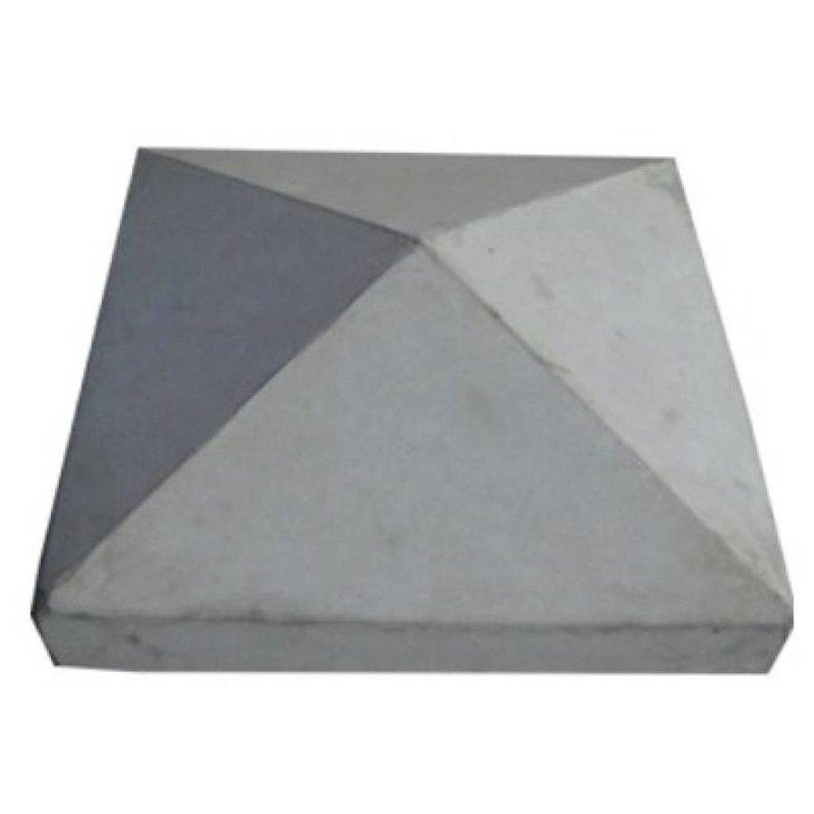 Paalmutsen 55x55cm